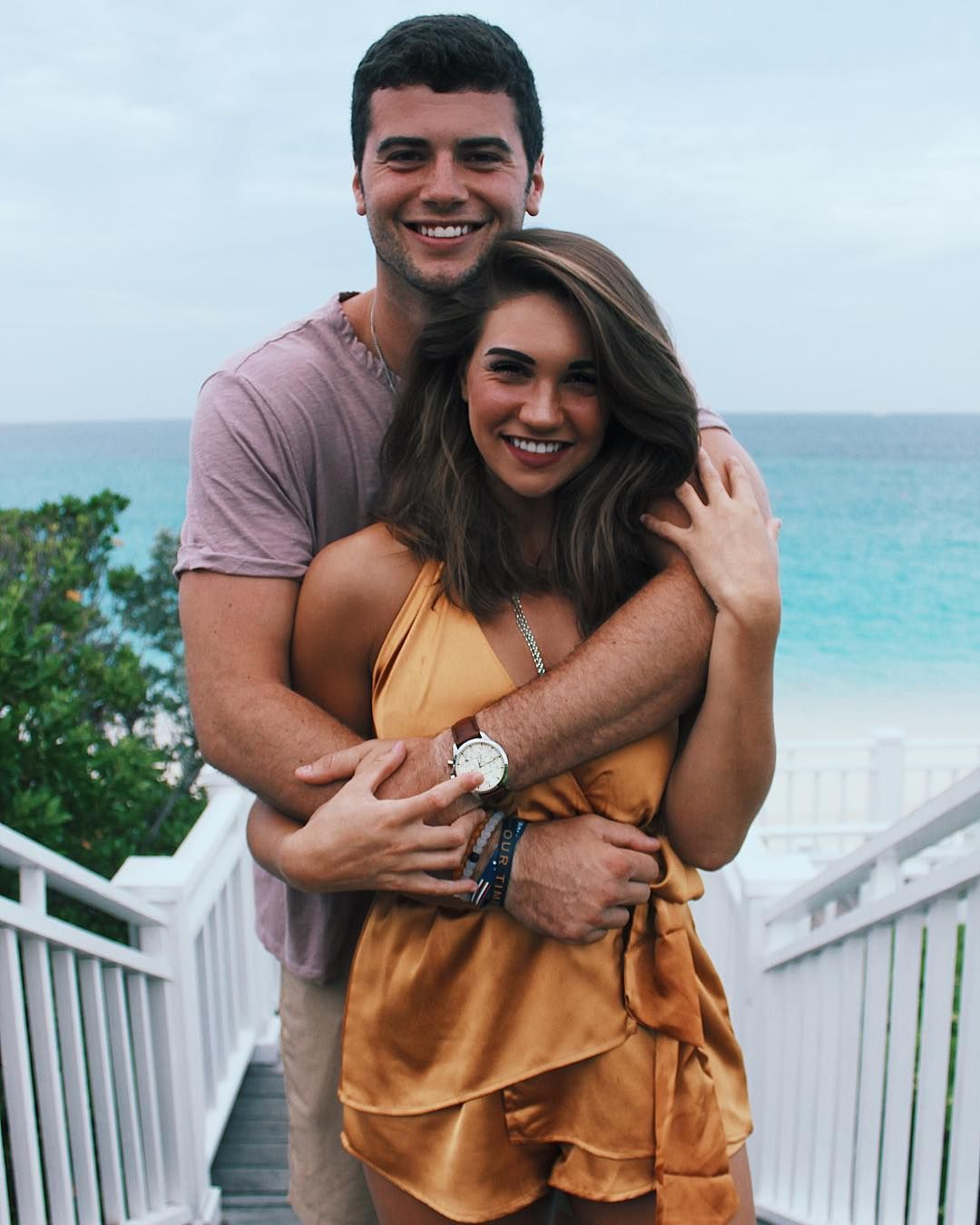 Jarrett Stidham On Instagram My Piece Of Paradise In 2020 Instagram Stidham Couples