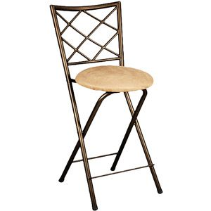 Amazing Inexpensive Folding Barstool Walmart 28 00 Home Stuff Bralicious Painted Fabric Chair Ideas Braliciousco