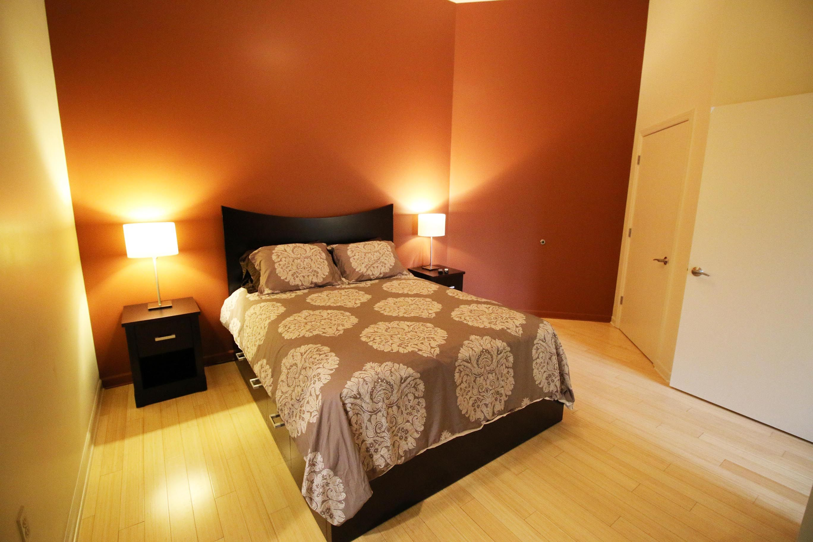 Master bedroom | 1 bedroom apartment, Furnished apartment ...