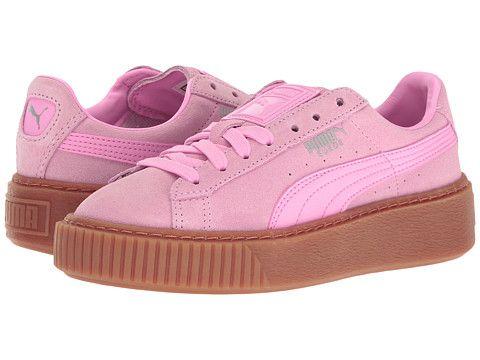 pink pumas platform