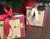 3 x 3 or 2 x 2 origami star books