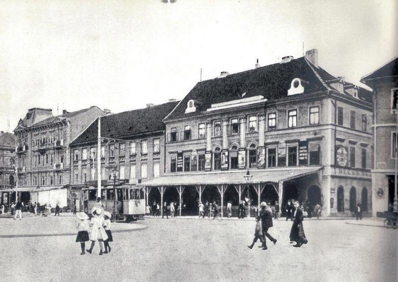 Zagreb 1930 Zagreb Croatia Places To Visit