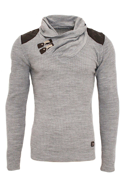 7b24ffff6fde Redbridge Designer Herren Pullover Men´s Knitewear R-41500  Amazon.de   Bekleidung