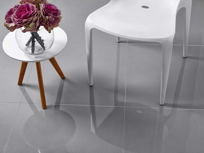 Super Light Grey Nano Shiny Polished Porcelain Floor Tile 600 X 600mm Decoracao Cozinha Planejada Decoracao Cozinha Decoracao De Casa