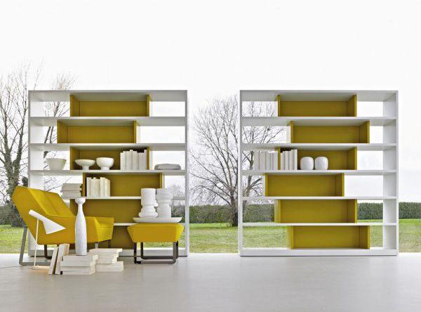 A La Recherche De La Bibliotheque Ideale Frenchy Fancy Meuble Design Deco Maison Mobilier Contemporain
