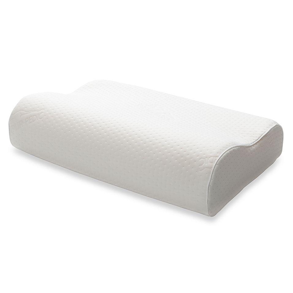 Tempur Pedic Large Neckpillow Bed Bath Beyond Tempurpedic Neck And Shoulder Muscles Tempurpedic Pillow