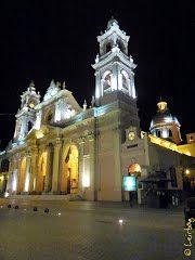 Panoramio - Photo of Catedral Basílica de Salta y Santuario del Señor y la Virgen del Milagro