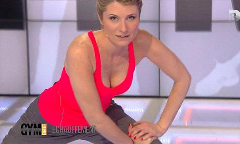 Sandrine Arcizet Sexy 105