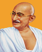 freedom fighter gandhiji