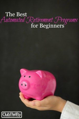 Automated Retirement Programs For Beginners