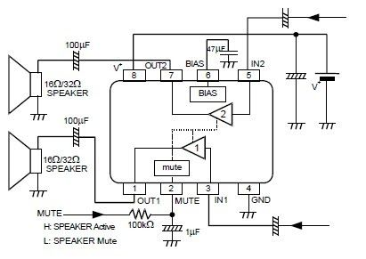 Awesome Headphone Amp Schematic Circuit Diagram Using Njm2768B Audio Wiring Cloud Oideiuggs Outletorg
