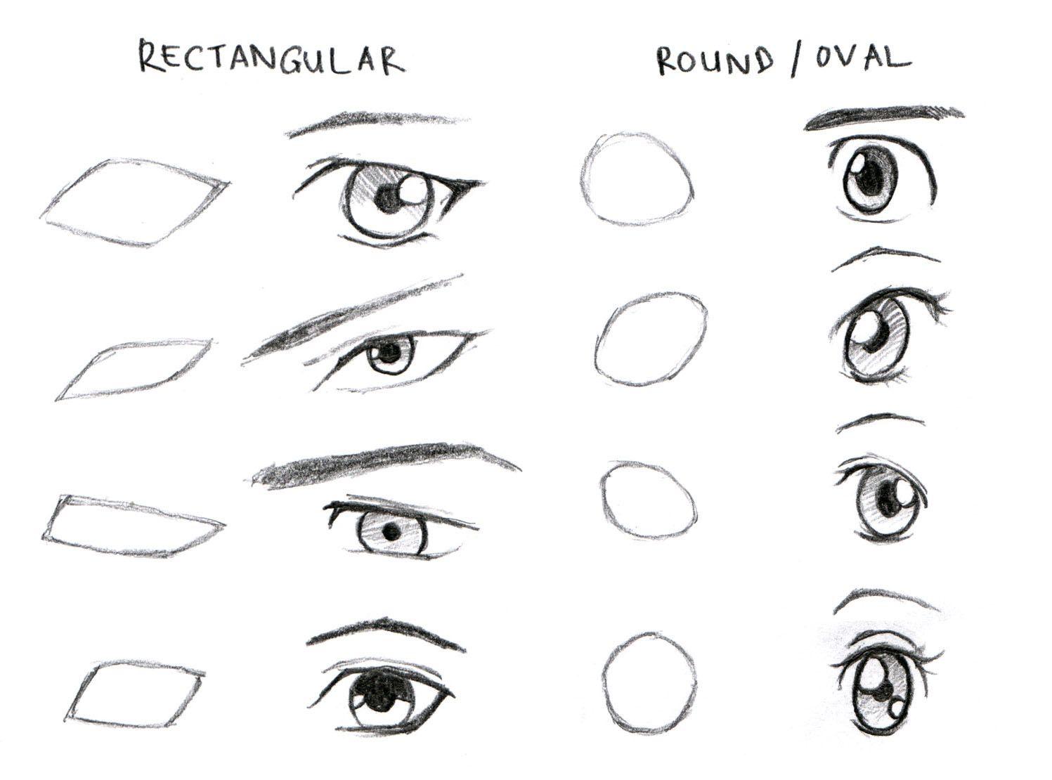 Super Manga Eyes Eyes And Manga On Pinterest Hairstyles For Men Maxibearus