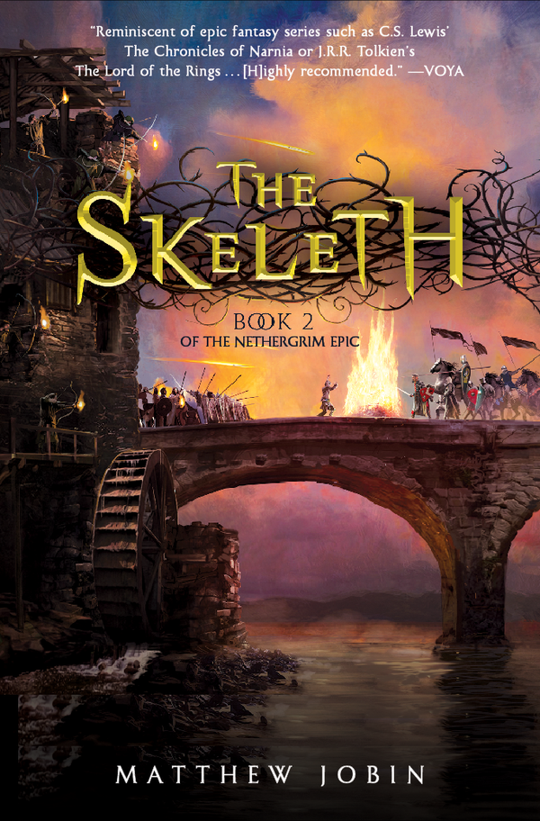 The Skeleth - Matthew Jobin