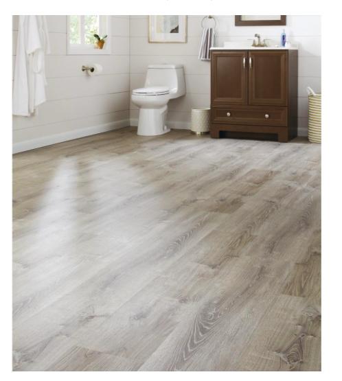 Sterling Oak Flooring Waterproof Home Depot 2 79 Sq Ft Luxury Vinyl Plank Luxury Vinyl Plank Flooring Vinyl Plank Flooring