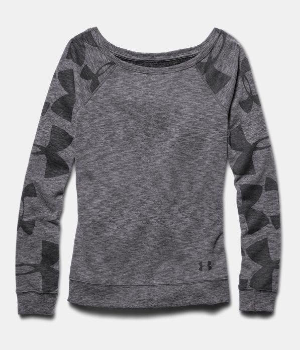 77723608f0 Women's UA Kaleidelogo Pullover Long Sleeve | Under Armour US | UA ...