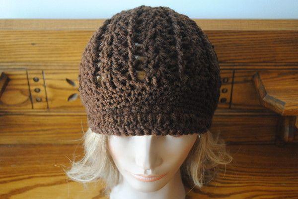 Free Crochet Hat Pattern Newsboy Crochet Knitting And Such