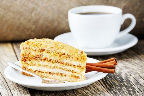 Торт медовик - Лучший рецепт | Рецепт | Идеи для блюд ...