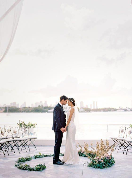 Luckier detected luxury wedding check that | Miami beach ...