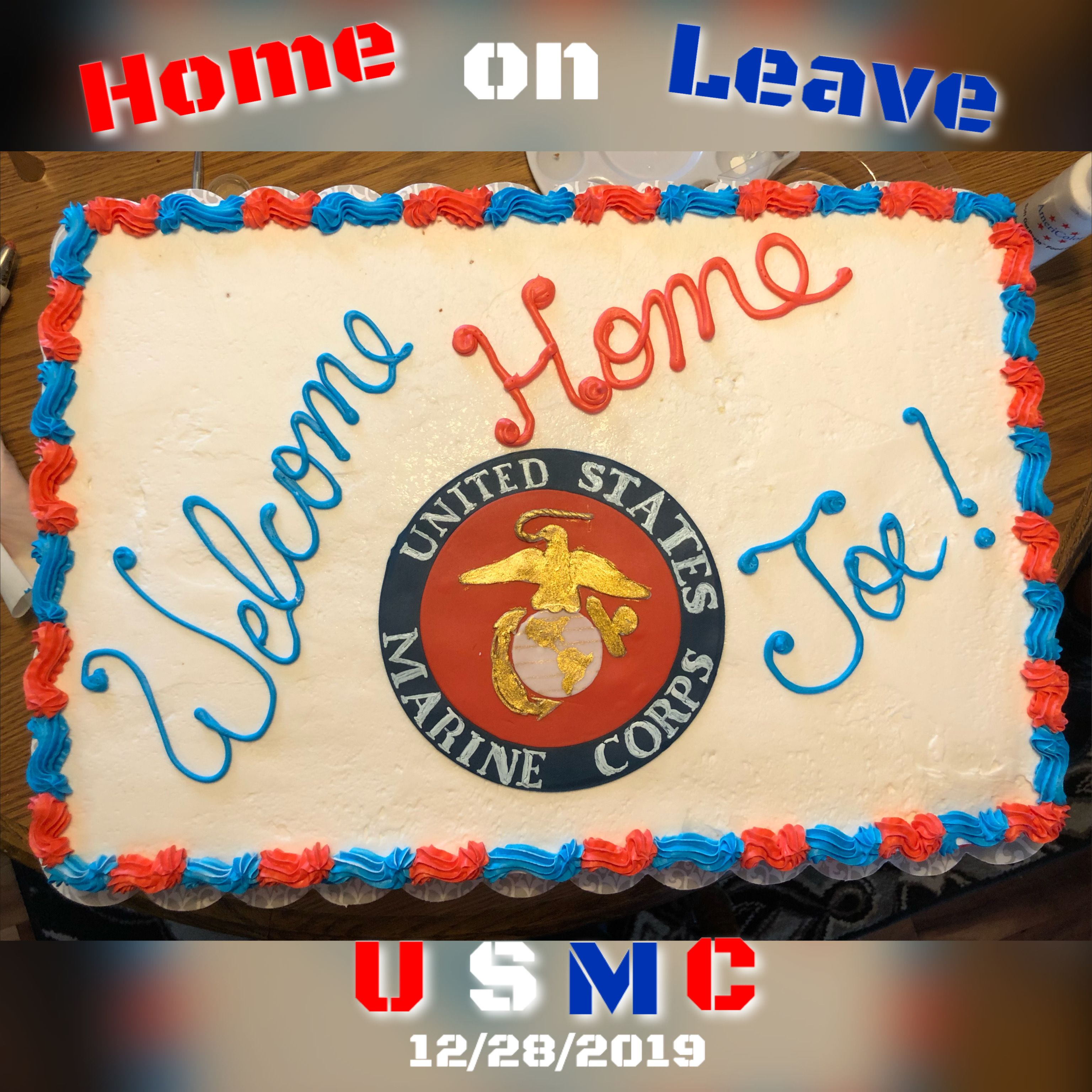 USMC Military Cake in 2020 home cakes, Military