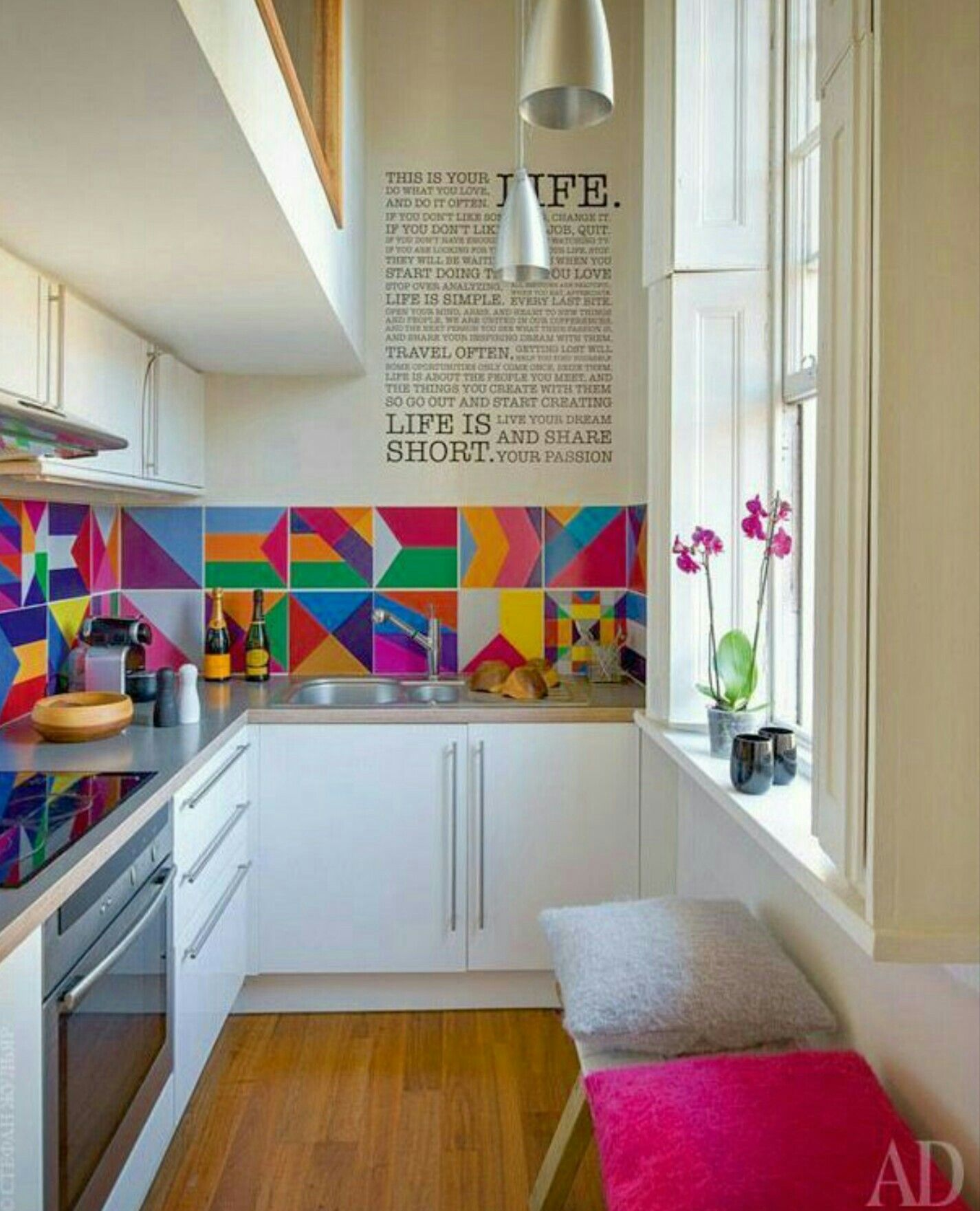 Bright Colors For Small Kitchens Ideas on bright room color ideas, blue and yellow kitchen ideas, bright country kitchen design ideas,