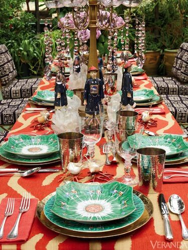 Cheers to the sunshine These beautiful tablescapes are filled