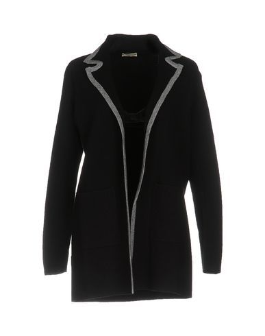 CASHMERE COMPANY Women's Cardigan Black 6 US