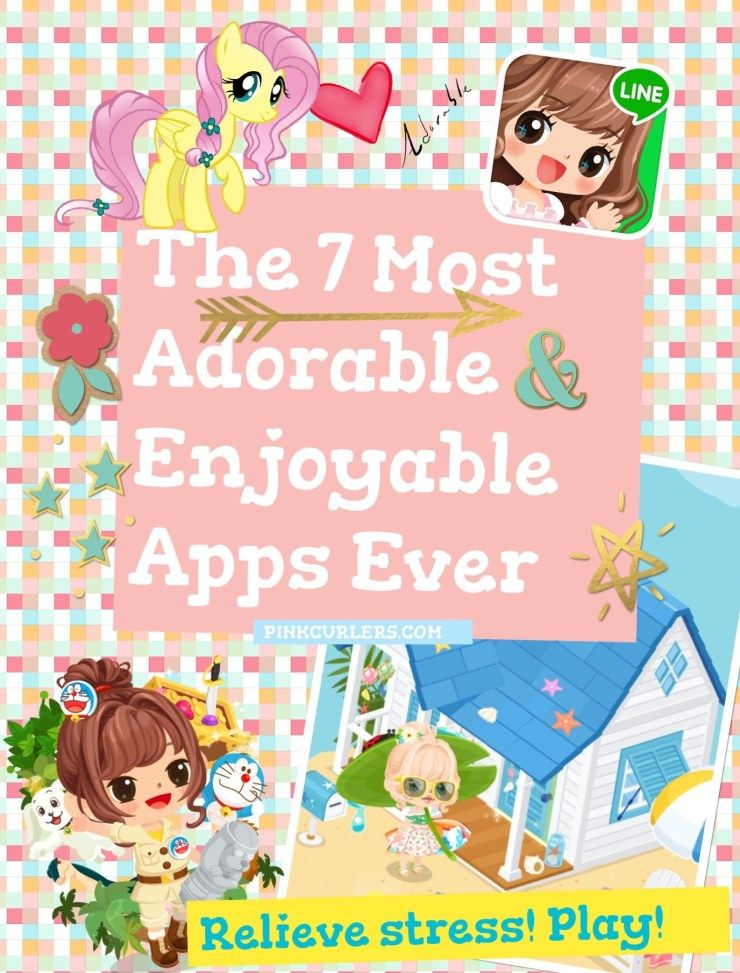 Alongside my productive and grading apps are apps that take me away during times of boredom, stress or general restlessness. Above all, these apps emit vibrant colors, comforting music, and nonviolent ambitions. So, unashamedly, I'll share my digital twinkles with you. Hopefully, like me, you will find sanctuary and entertainment with my favorite adorable apps.