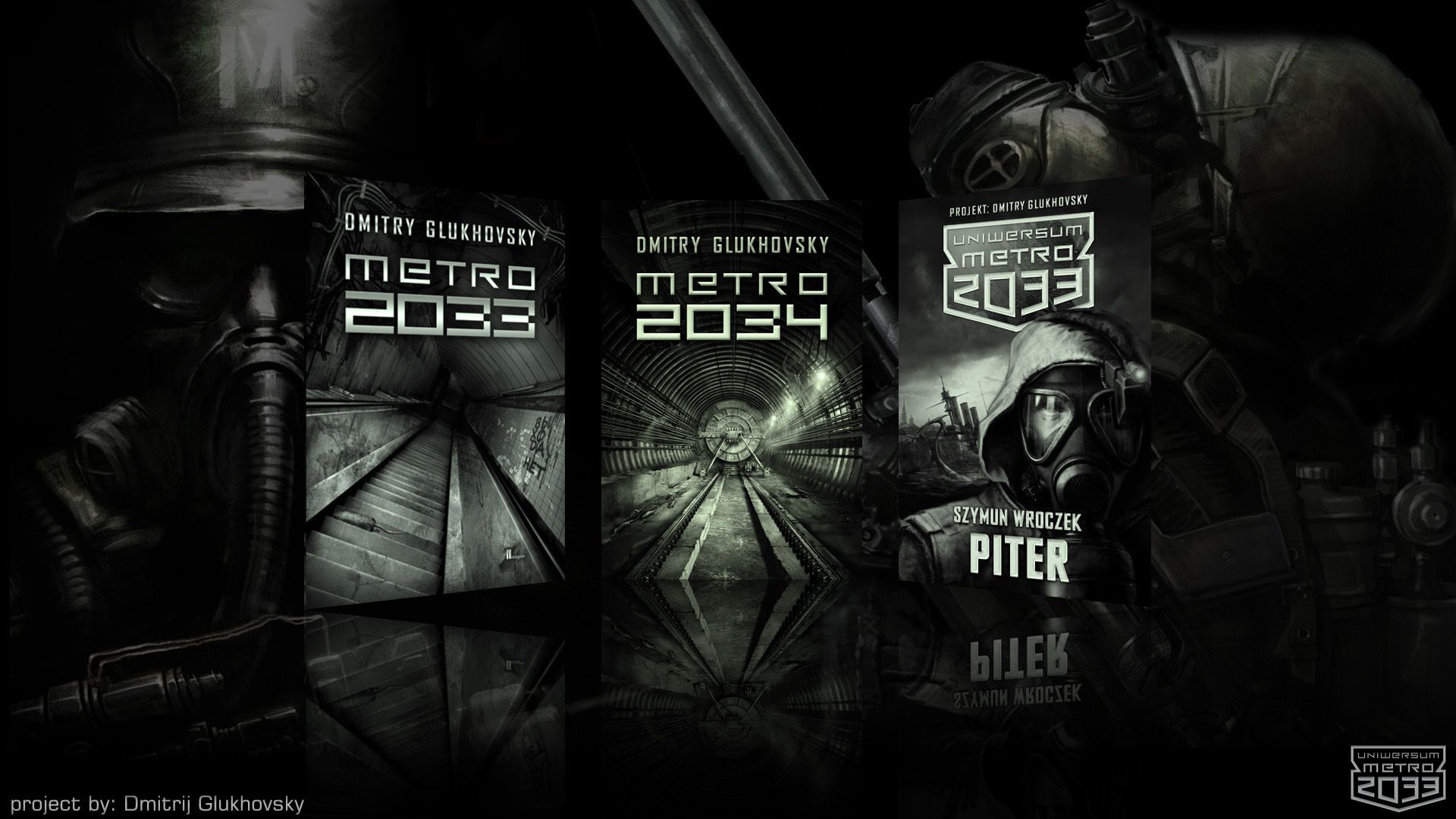 Metro Last Light HD Wallpapers Backgrounds Wallpaper