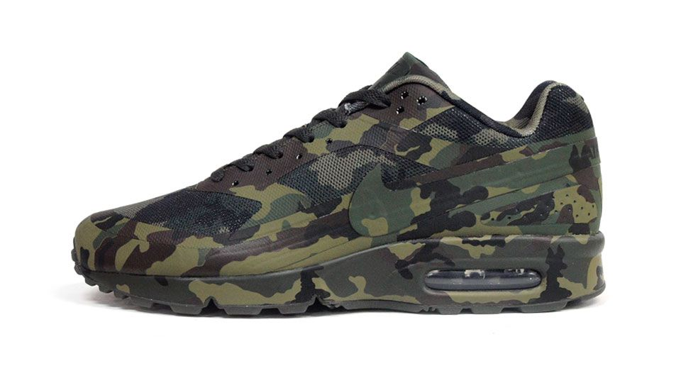 New phoyos of Nike's Air Max Camouflage Collection