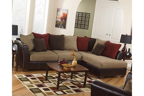 The Corson Queen Sofa Sleeper from Ashley Furniture HomeStore AFHS