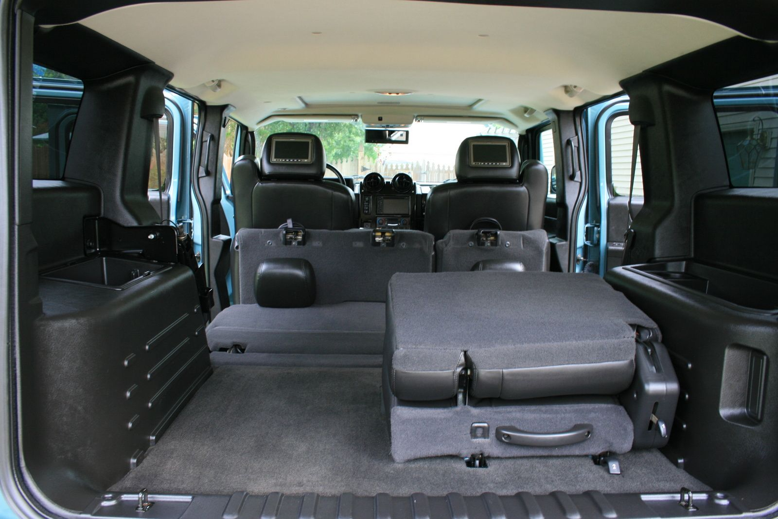 Hummer H2 Interior | Wheels - US - Hummer | Pinterest | Hummer ...