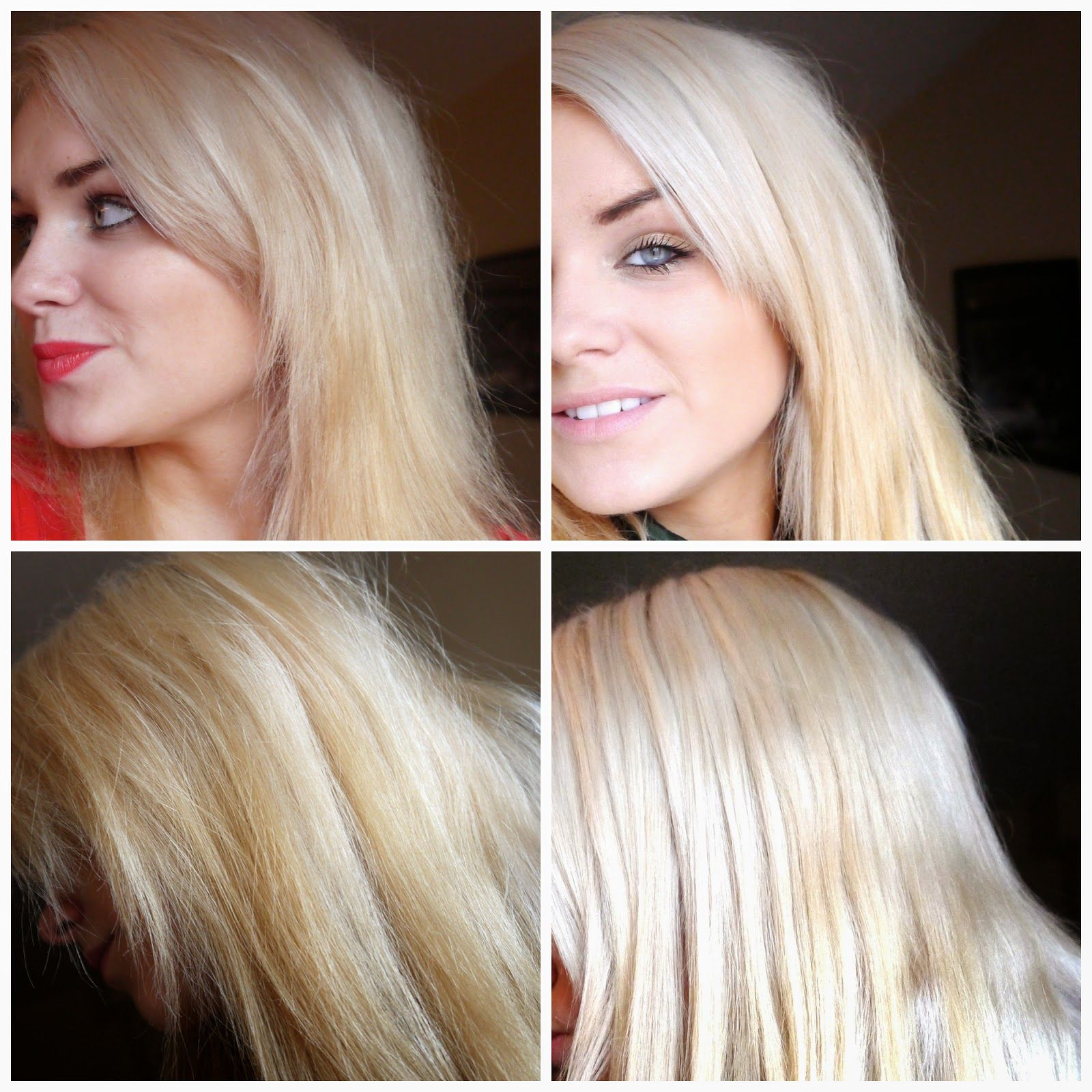 THE HAIR SCHWARZKOPF COLOUR MASK IN 910 PEARL BLONDE