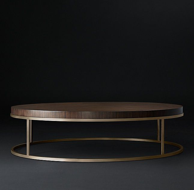Best Nicholas Paldao Round Coffee Table In 2020 Round Coffee 400 x 300