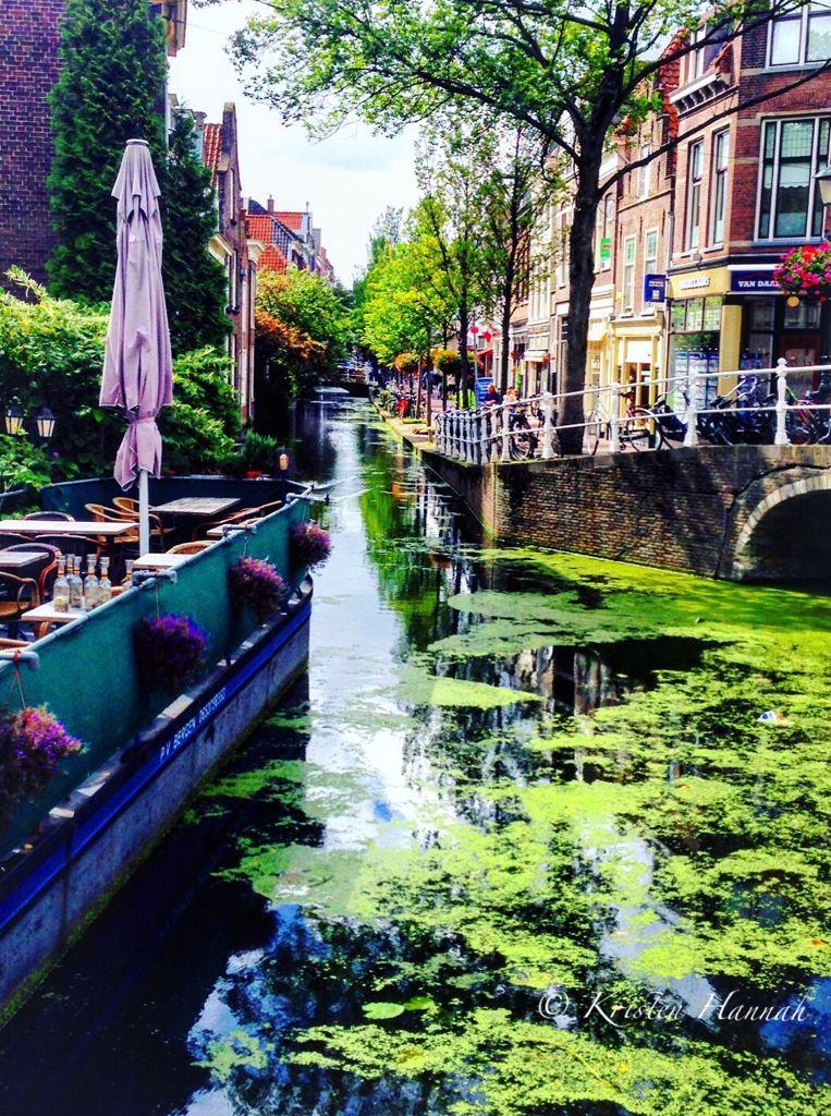 Delft, Netherlands - September 2015