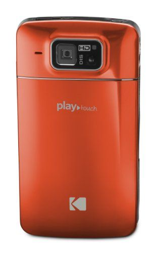 Kodak playtouch video camera orange 8493 camcorders kodak playtouch video camera orange 8493 fandeluxe Images