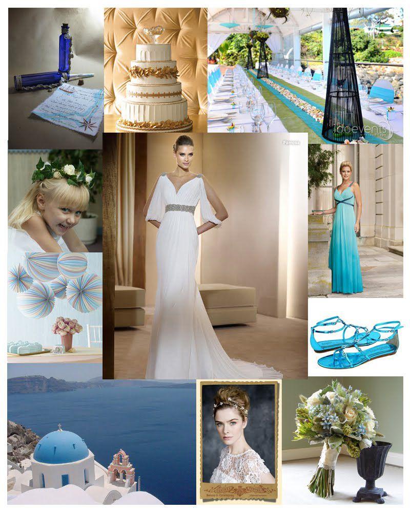 Grecian Wedding Theme Grecian Wedding Theme Grecian Paradise