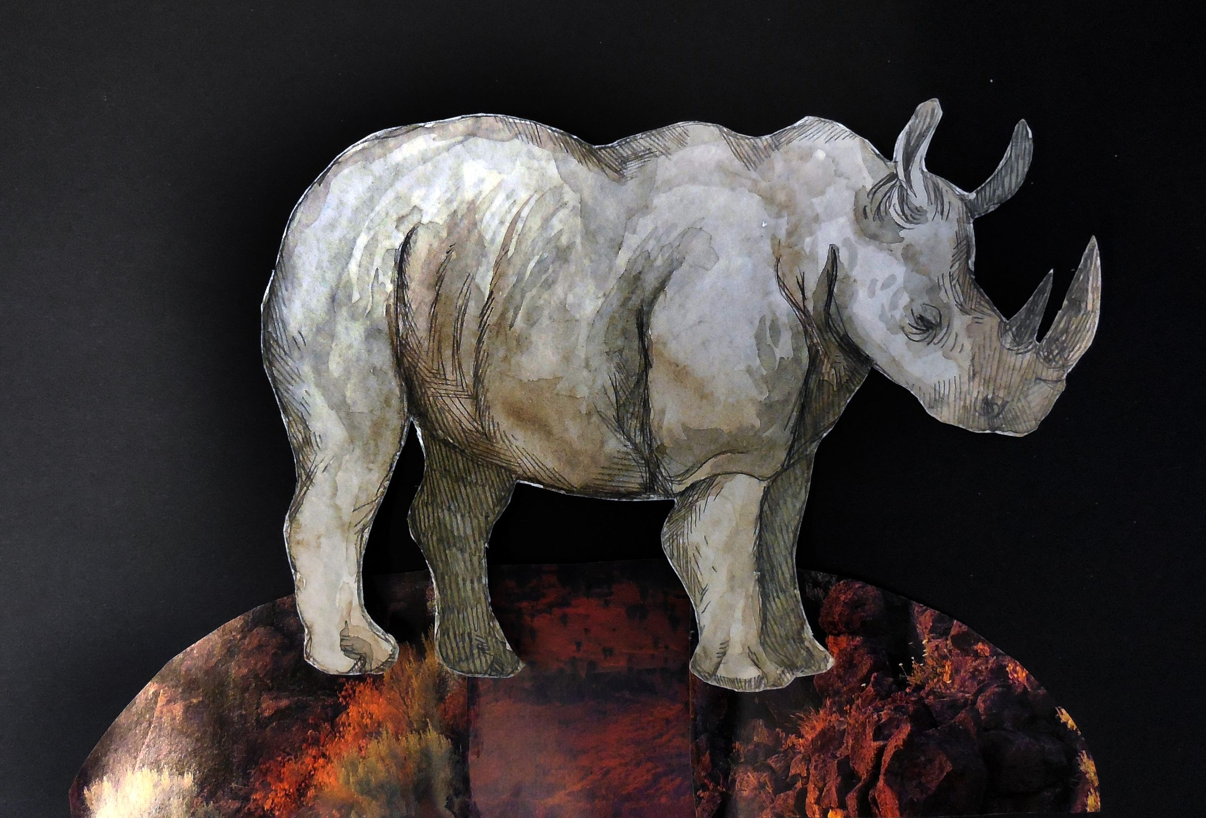 Madeliene Lachevre ~ Rhino