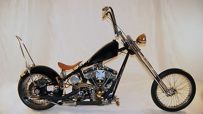 2006 Harley-Davidson West Coast Chopper - Equipped with CFL
