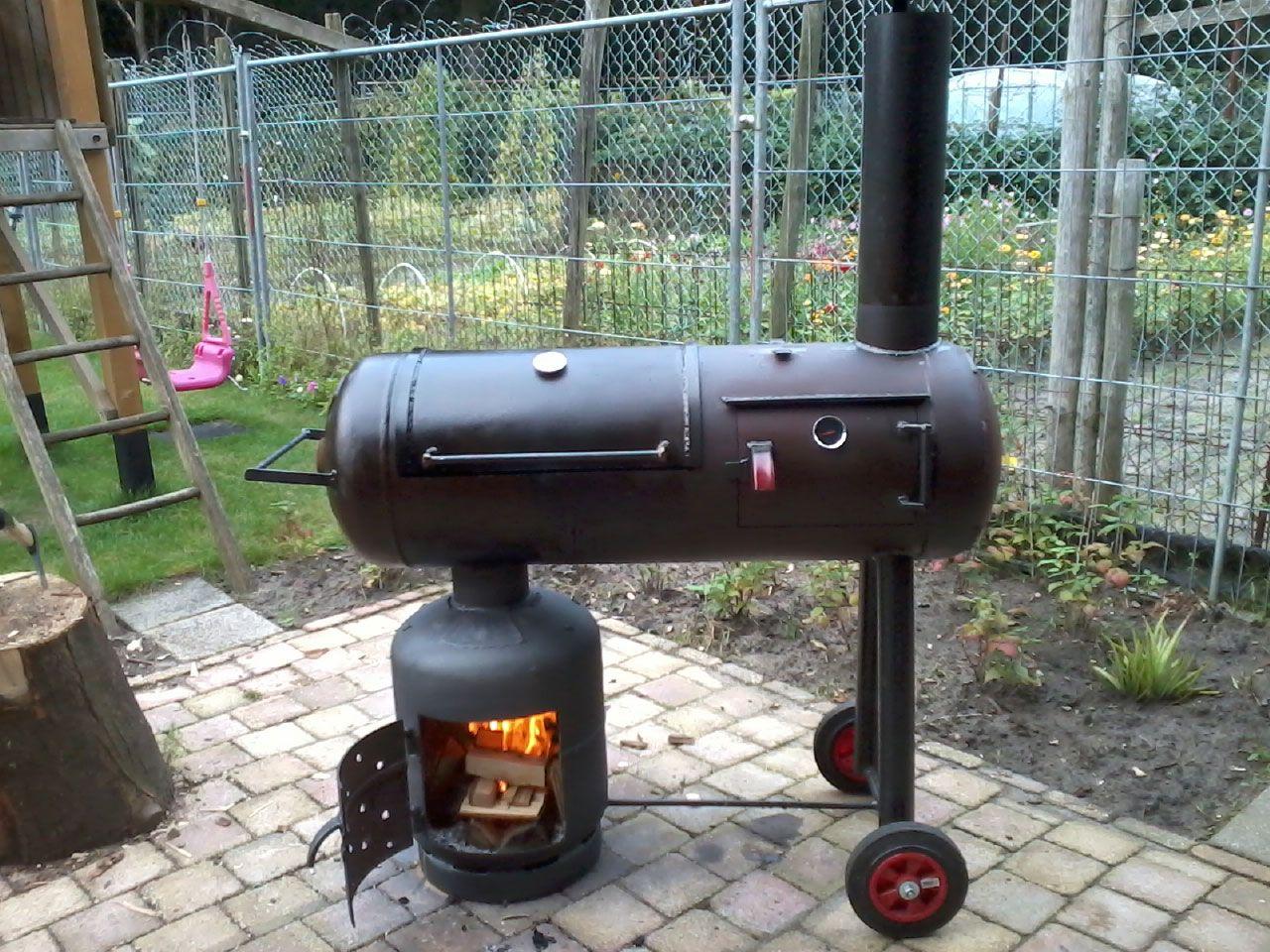 BBQ Smokers — Atelier Brand!