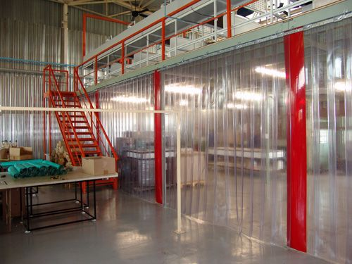PVC Strip Curtains Provide An Effective Screen To Control Hygiene Humidity Temperature Or Noise Levels In Wide Ranging Applications
