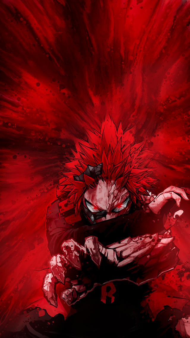 I made Red Riot Wallpaper for mobile