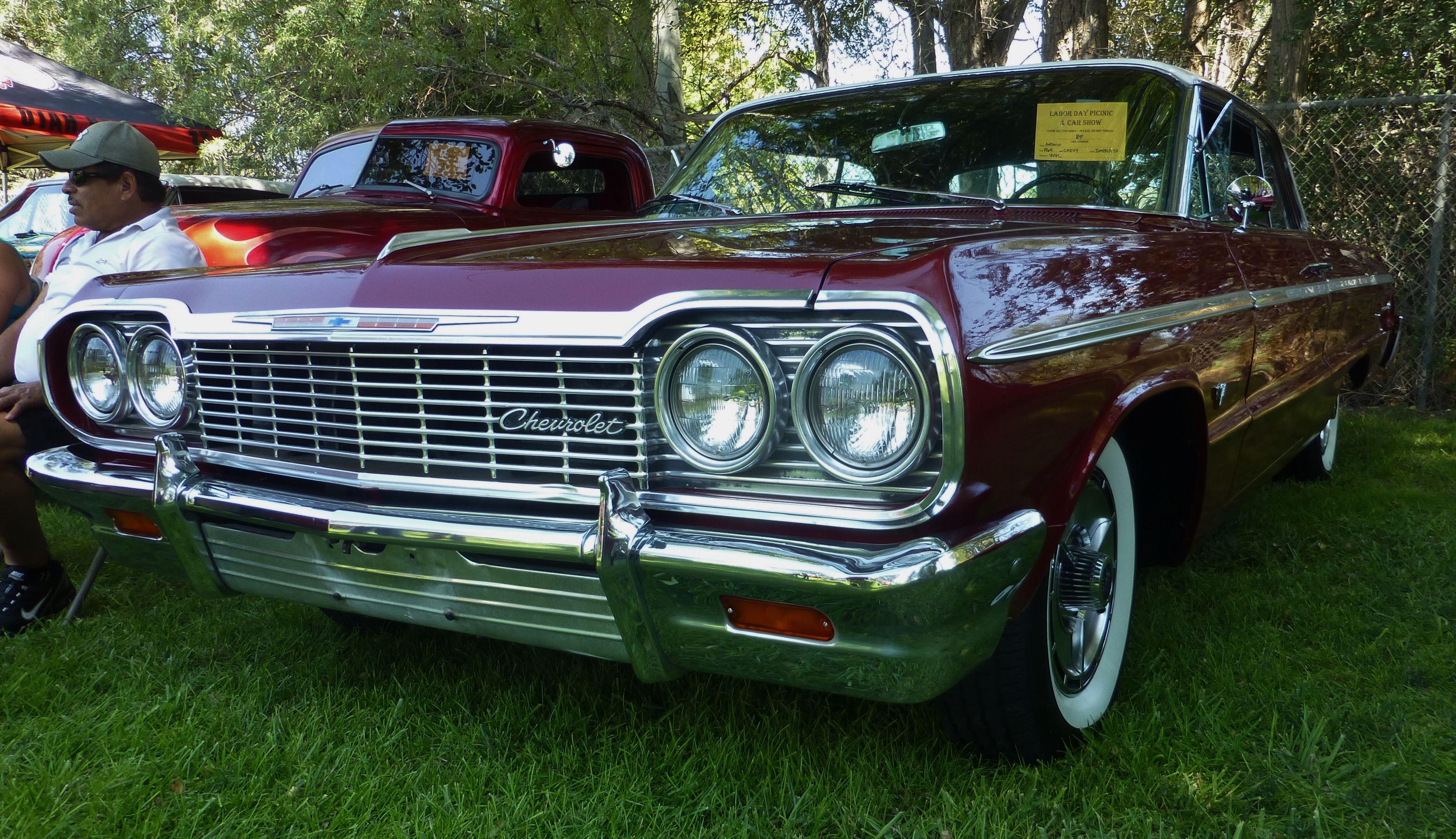 1964 Chevrolet Impala SS. Photography by David E. Nelson, 2017 ...