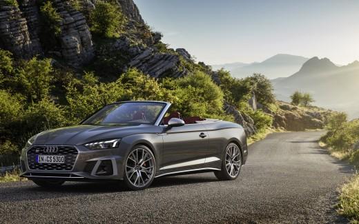 Audi S5 Cabriolet Tfsi 2020 4k 5k 2 In 2020 Automobil