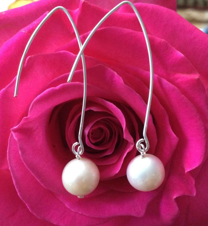Een persoonlijke favoriet uit mijn Etsy shop https://www.etsy.com/listing/258229443/lovely-creole-sterling-silver-earrings