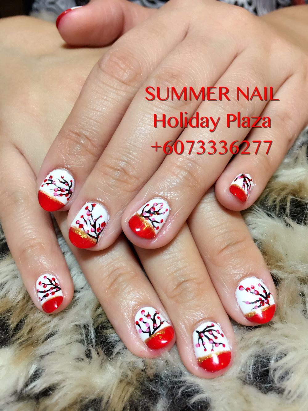 Summer Nail Summer Nails Nails Gel Pedicure