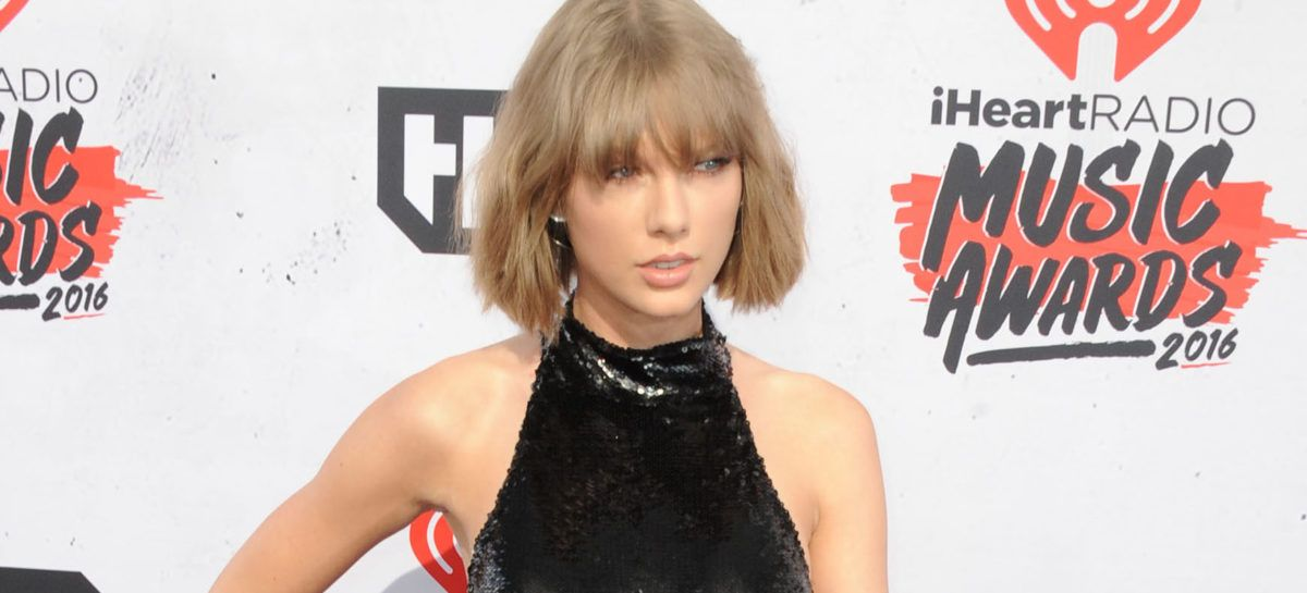 Taylor Swift wants an honorary doctorate degree, 'because Ed Sheeran has one' (Video) Credit: Peter West/ACE/INFphoto.com Taylor Swift: si...