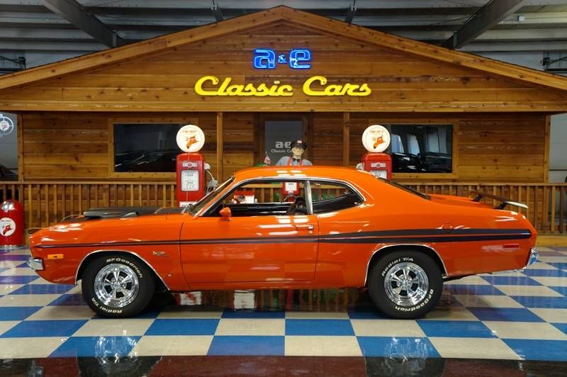 1972 Dodge Demon For Sale Hemmings Motor News Dodge Muscle Cars Muscle Cars Mopar Muscle Cars
