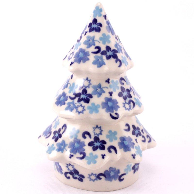 Christmas Tree Peter Pan In 2020 Polish Pottery Polish Stoneware Christmas Tree