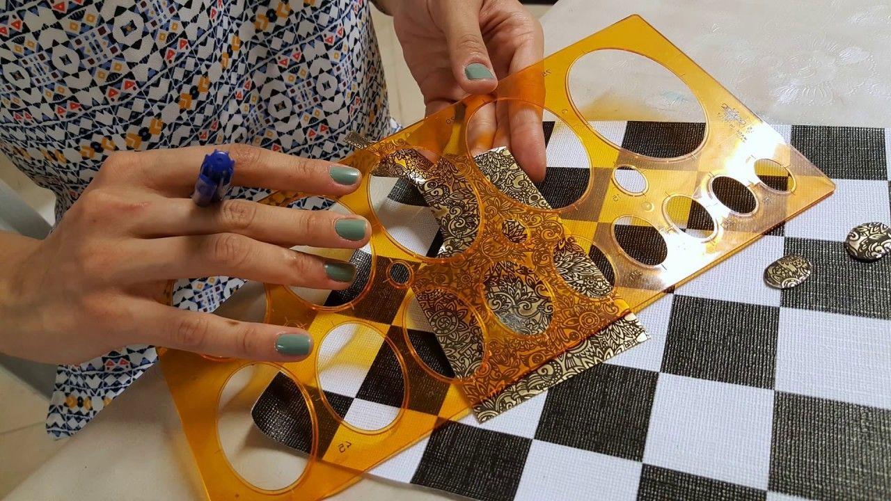 Делаем украшение из латунных и медных пластин с вытравленным рисунком