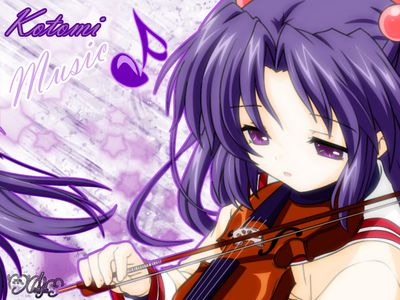 Post an anime picture,who can play violin | Clannad, Anime ...